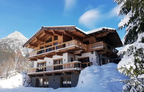 Lodges St. Ulrich